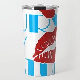 Woman Curvy BBW female Gift Plus Size Travel Mug