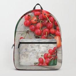 Spilled Cherries Backpack