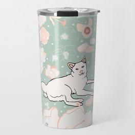 Vintage Momo Wonderland Travel Mug