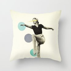 The Rules of Dance I Throw Pillow