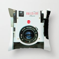 Capture the moment... Throw Pillow