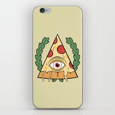 All-Seeing Pie iPhone & iPod Skin