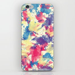 Abstract Painting iPhone Skin