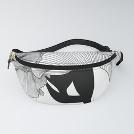 Hibiscus Heaven Fanny Pack