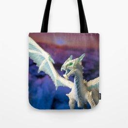 Ice Dragon 4 Tote Bag
