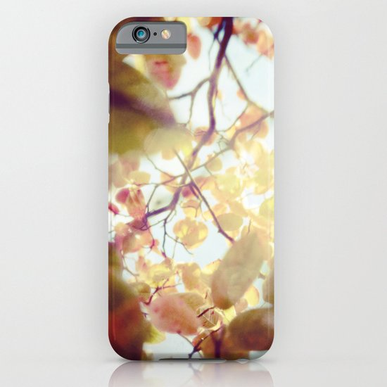 Falling for Fall iPhone & iPod Case