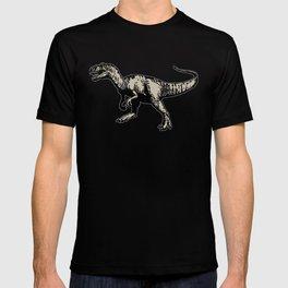 ChocoPaleo: Allosaurus T-shirt