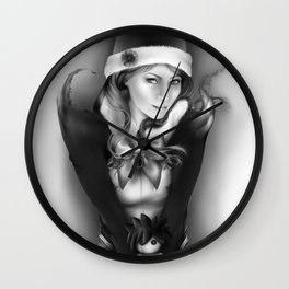 Juvia Wall Clock