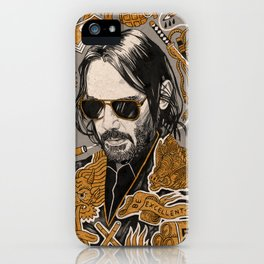 Babayaga iPhone Case