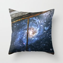 Climb on in! Throw Pillow