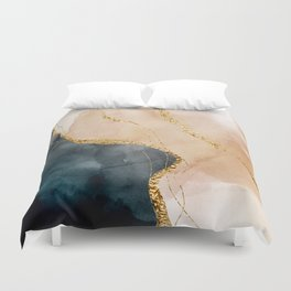 Stormy days II Duvet Cover