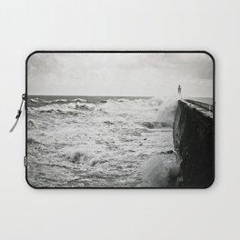 Landscape English Pier Laptop Sleeve