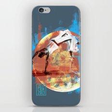 Capoeira 544 iPhone & iPod Skin