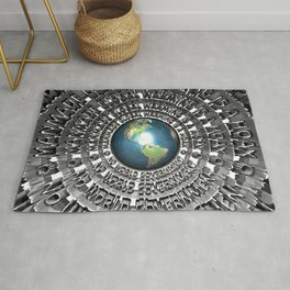 No World Government Rug