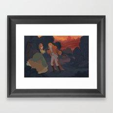 Ballad of Reynardine Framed Art Print