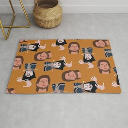 trouble Rug