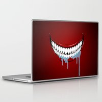 technology Laptop & iPad Skins featuring Hungry Technology by R-evolution GFX