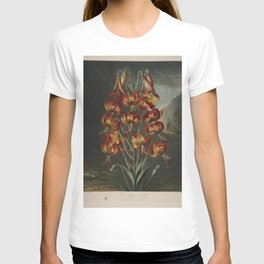 Temple of Flora T-shirt