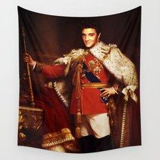 The King  |  Elvis Presley Wall Tapestry