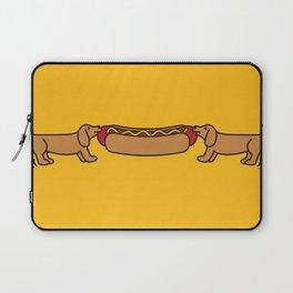 Hot Dog-O-War Laptop Sleeve