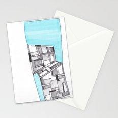 Lost Keys Cafe 2 Stationery Cards