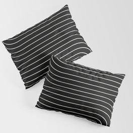 Minimal Line Curvature II Pillow Sham