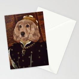 Regal Cocker Spaniel Stationery Cards