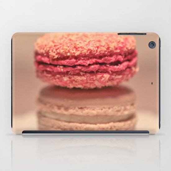 Coconut Macaroons iPad Case