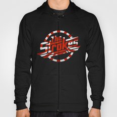 The Strokes Logo Welcome To Japan Hoody