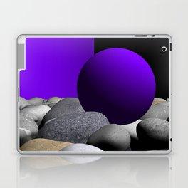 go violet -09- Laptop & iPad Skin