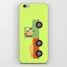 Horse on Truck iPhone & iPod Skin