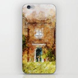 Classic England iPhone Skin