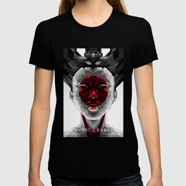 Ghost in the Shell Geisha T-shirt