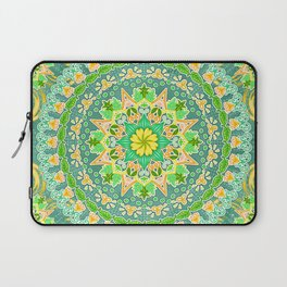 Peace Blossoms Laptop Sleeve