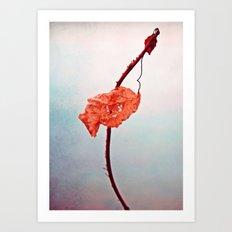 September Art Print
