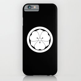 Sanjuro iPhone Case