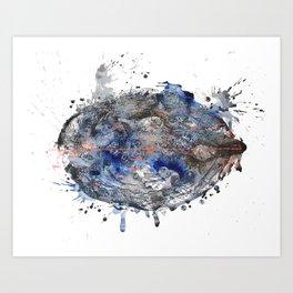 Stars & Sky Art Print