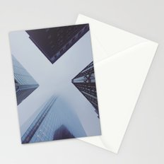 It's Always Foggy In Philadelphia Stationery Cards