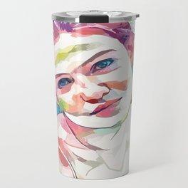 Danielle Campbell (Creative Illustration Art) Travel Mug