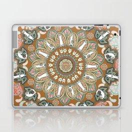 Llama Yoga Mandala Laptop & iPad Skin