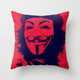Expect Che Throw Pillow
