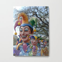 The King's Jesters Metal Print