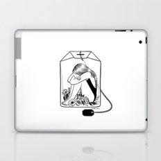 Lady Grey Tea Laptop & iPad Skin
