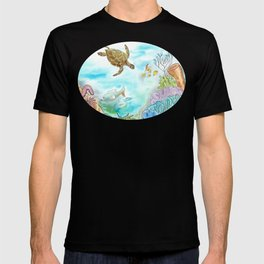 Turtle Reef T-shirt