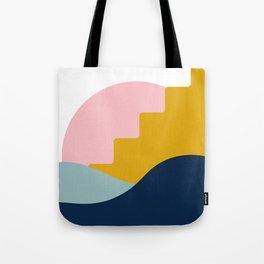 Desert Sun Tote Bag