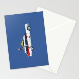 Ecto 1 Stationery Cards