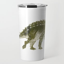 Euoplocephalus dinosaur Travel Mug