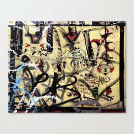 Your Band Sucks Canvas Print