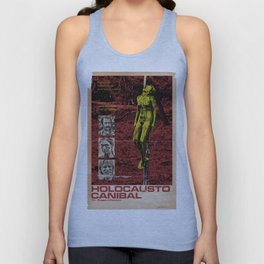 Cannibal Holocaust Poster Unisex Tank Top