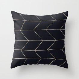 Patternal II Throw Pillow